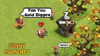 Clash Of Clans Funny Moments T