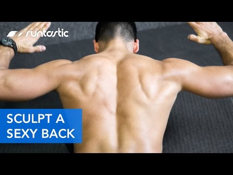 6 Exercises for a Sexy Back