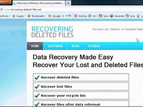 Recover Deleted Emails in Outlook FAST [Working 2018]