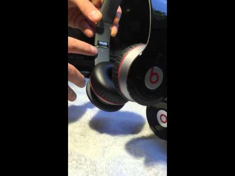 Real vs Fake Beats By Dre Wireless headphones
