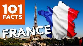 101 Facts About France