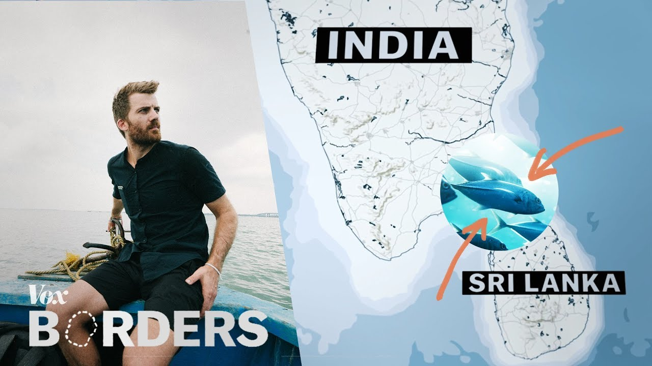 India and Sri Lanka's violent fight over fish