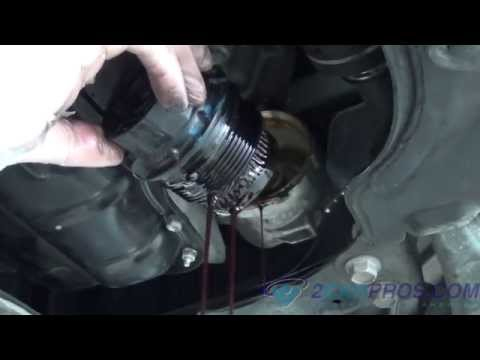 Oil Change & Filter Replacement Toyota Prius 2009-2011