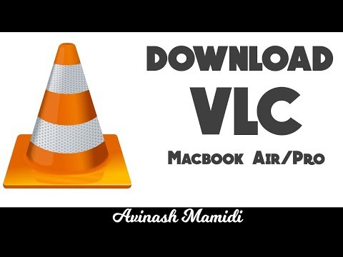 How to Download and Install VLC Media Player For Mac Book Air/ Pro