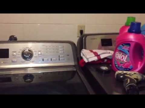 Maytag washer bearing replacement