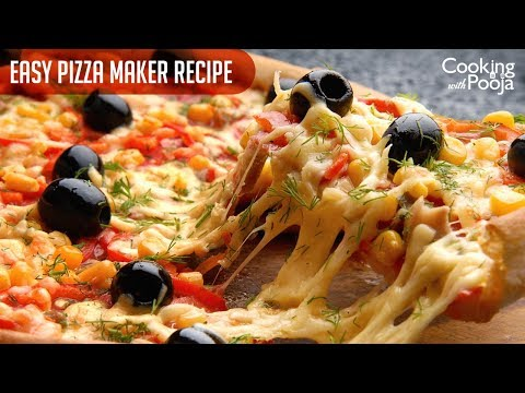 Pizza recipe in hindi | Pizza in kent Pizza Maker | how to make best pizza | homemade pizza