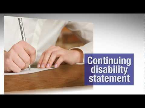 How can I prepare for a continuing disability review of my Social Security medical disability claim?