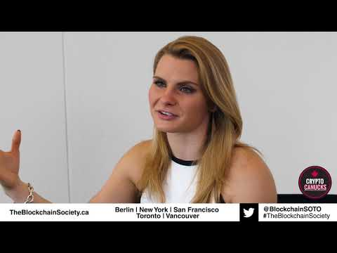 The Blockchain Society May 31 Blockchain Conference - Michele Romanow of Clearbanc