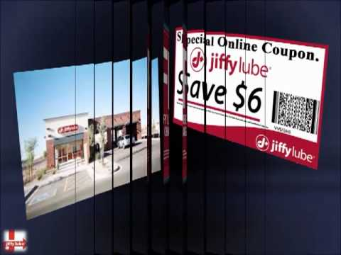 Jiffy Lube Oil Change Coupon - Lower Down Oil Change Cost with Jiffy Lube Oil Change Coupon