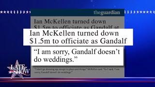 Sorry, Gandalf Doesn
