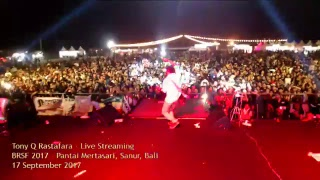 Tony Q Rastafara Live Streaming - Bali