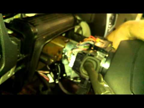 Turn signal switch replacement combination 2007 GMC Acadia replace the wiper switch