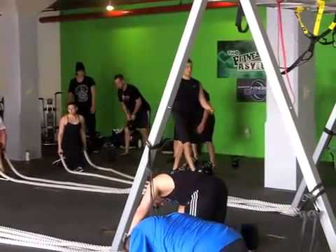 BA LIVE 30 30 Strength Intervals Circuit Training