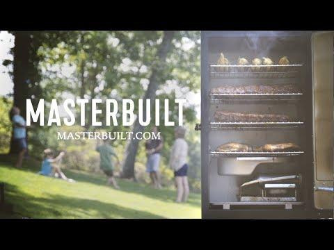 Master the Art of Smoking with Masterbuilt