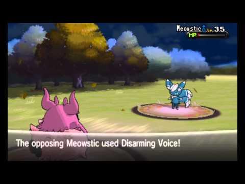 Pokémon XY | Mono-Fairy | Part #8: Rival, Route 14