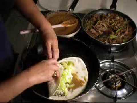 Authentic Mexican Burrito Recipe