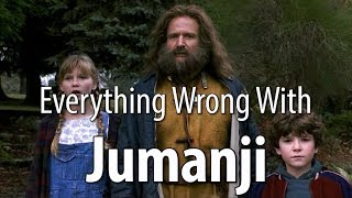 Everything Wrong With Jumanji In 17 Minutes Or Less