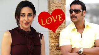 OMG! Ajay Devgn Wanted To Marry Karishma Kapoor