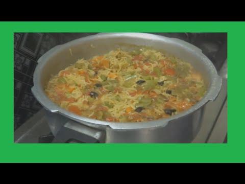 How to make VEGETABLE BRIYANI at home in tamil - Rice Recipe - Prepare veg biryani !