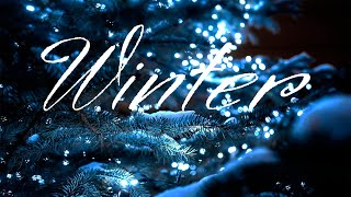 Snow Winter - Smooth Background JAZZ Music for Soul