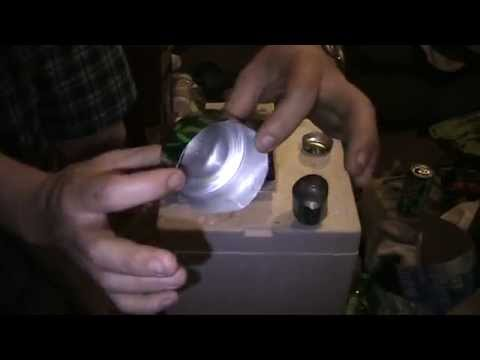 Life Hack - Farm Hack - Shop Hack - How to Cleanly Cut Soda Cans