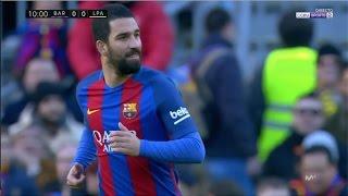 Arda Turan vs Las Palmas (Home) (14/01/2017) 720p HD by EC17