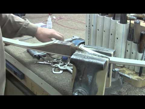 How to Build a Longbow from a Blank - Part One