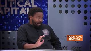 One on one with Black First Land First Founder Andile Mngxitama