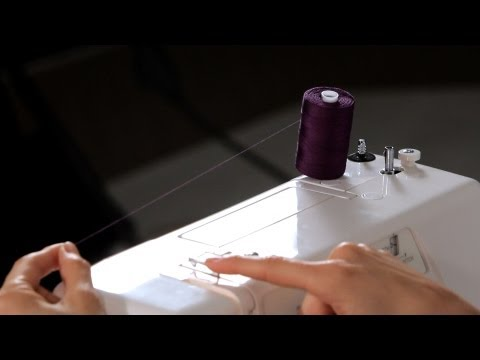 How to Thread a Machine | Sewing Machine