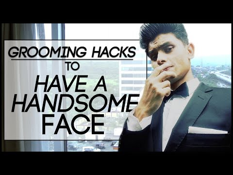 How To HAVE A HANDSOME FACE | 5 Tips to Be More Handsome and Good Looking | Mayank Bhattacharya