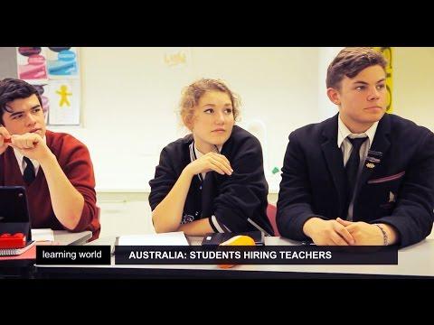 Collaborative decision making: Students hiring teachers in Australia (Learning World: S5E34, 1/3)