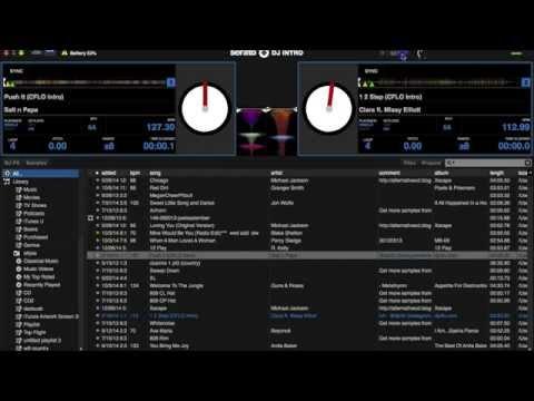 DFW DJ School _ Serato DJ Intro Tips : Setup