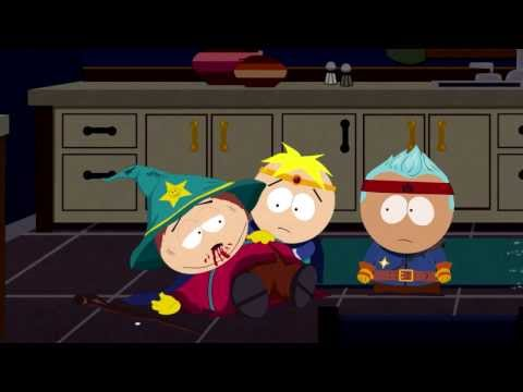 South Park The Stick of Truth Giggling Donkey Gameplay