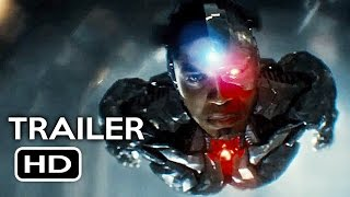Justice League Official International Trailer #1 (2017) Gal Gadot, Ben Affleck Action Movie HD