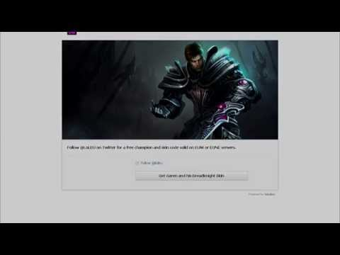 League Of Legends  - Get FREE champions and skins