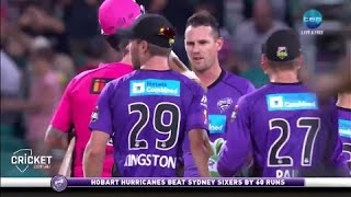 Highlights: Sixers v Hurricanes - BBL06