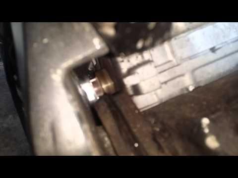 K7 gsxr 1000 bent sprocket shaft