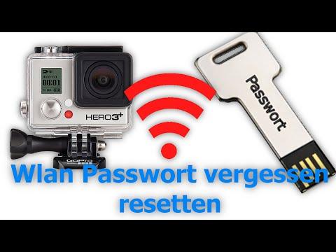 Gopro Wlan Passwort Vergessenresetten Tutorial Hd Deutsch Jframes