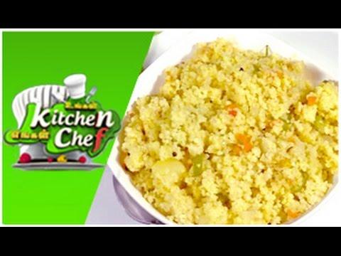 Kuthiraivali Kichadi - Ungal Kitchen Engal Chef (17/12/2014)