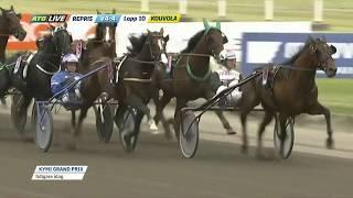 Kymi Grand Prix 2019, Racing Mange