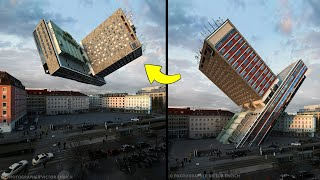Most Unusual Buildings Around The World