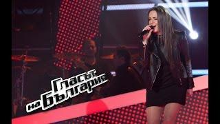 Симона Загорова   Horchat Hai Caliptus  - Гласът на България 4 – Кастинги (05.03.2017)