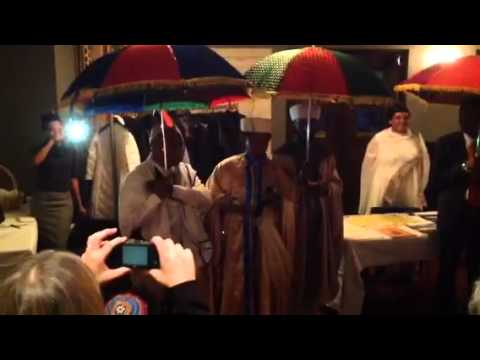 SIDG ceremony in NYC (2014), an Ethiopian Jewish Holiday (p.1)