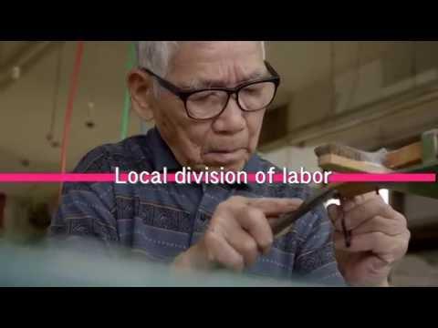 Fukui Sabae Glasses 2 - How to make optical frames