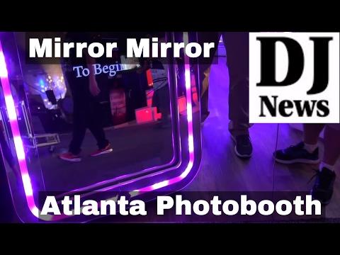 Mirror Mirror Photobooth from Atlanta Photobooth DJ Upsell Idea | Disc Jockey News