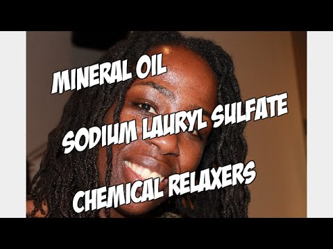 How to make mineral oil, sodium lauryl sulfate, and chemical relaxers work for you.