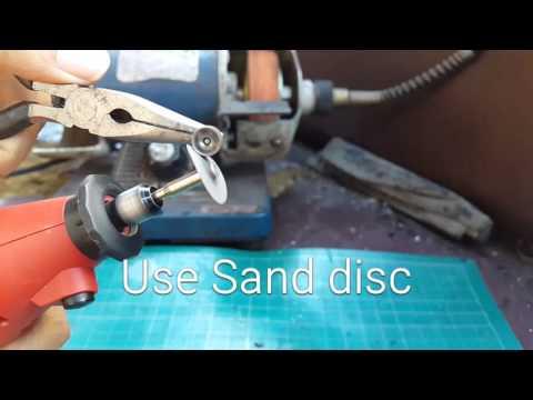How to Custom wheels 1/64 Diecast car ep.2