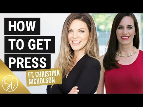 How to Get Press for your Business