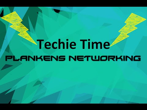 Techie Time - The Final Computer Build Code Name PNetCB01