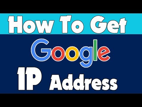 How to find ip address of website using cmd 2017 hindi